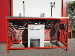 Durchlaufkühler - Refrigeratore